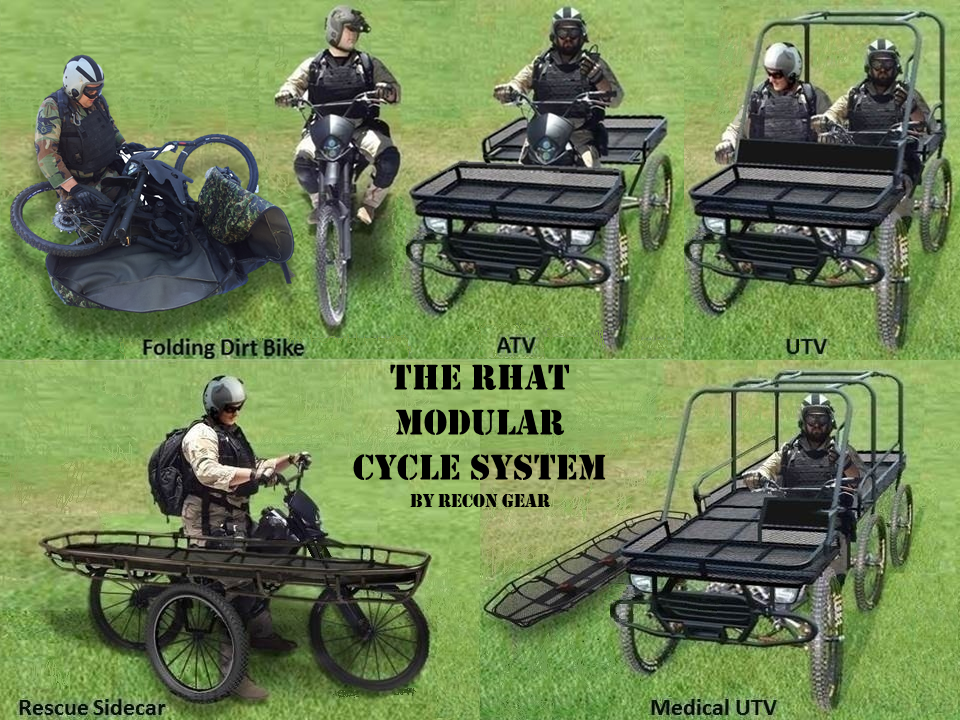 Rhat bikes all
